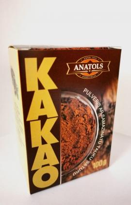 Какао-порошок 100 г